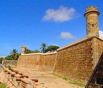 Castillo San Carlos De Borromeo Isla Margarita