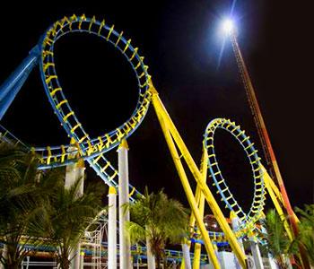 Parque De Atracciones Diverland Margarita
